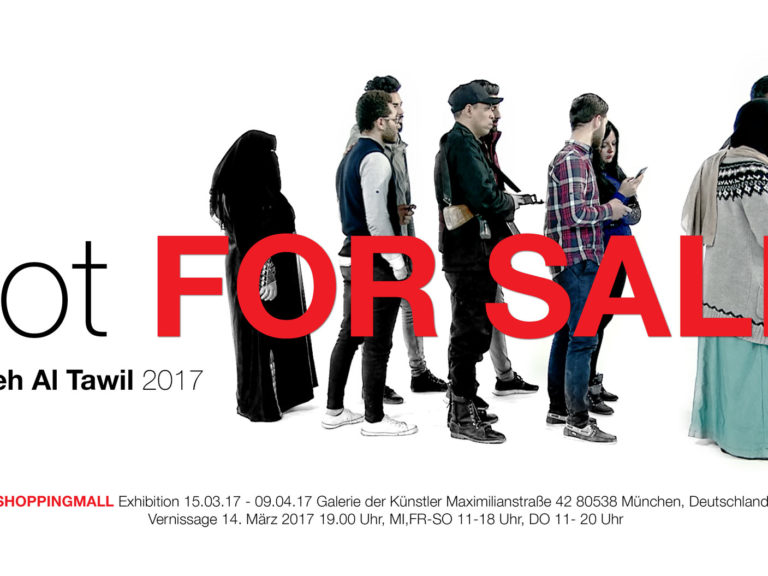 not FOR SALE SamehAlTawil2017 768x576